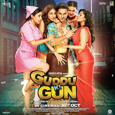 Guddu Ki Gun 2016 Hindi 480p HDRip 350MB