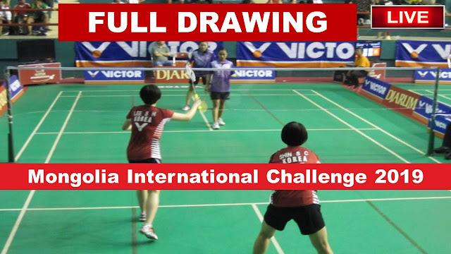 Drawing Mongolia International Challenge 2019