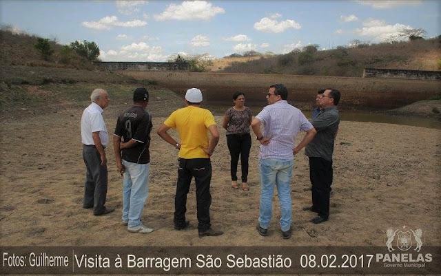 Pode Executivo decide realizar a limpeza da barragem que abastece Panelas-PE