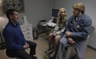 Borat 2 - Escena en la clínica antiabortista