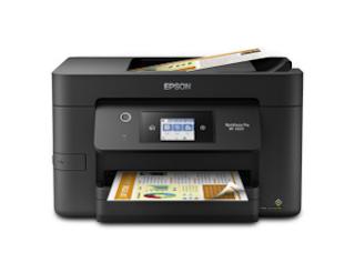 Epson WorkForce Pro WF-3820 Driver Download