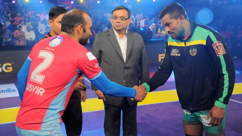 Table pdf pro kabaddi time 2016