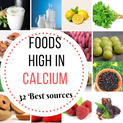 Top food for calcium and vitamin D