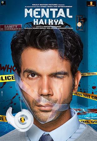 Poster Of Hindi Movie Judgementall Hai Kya 2019 Full HD Movie Free Download 720P Watch Online