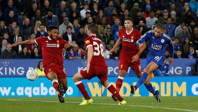 Liverpool Disingkirkan Leicester