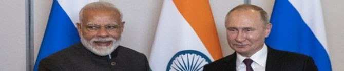 Russia Day 2021: And Quiet Flows The Volga… A Review of India-Russia Relations