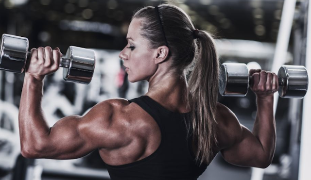 All About Female Bodybuilding