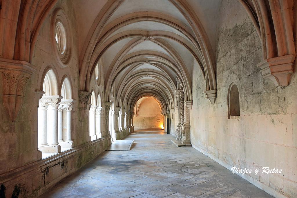 Claustro del Silencio del Monasterio de Alcobaça