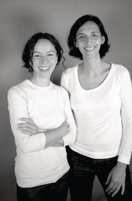 Cecilia Atán y Valeria Pivato