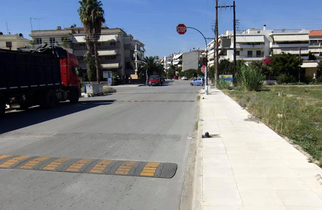Ναύπλιο: Ξεκινούν οι διαμορφώσεις των κόμβων Αγ. Αδριανού & Χαρ. Τρικούπη και Αγ. Ανδριανού & Μεσολογγίου