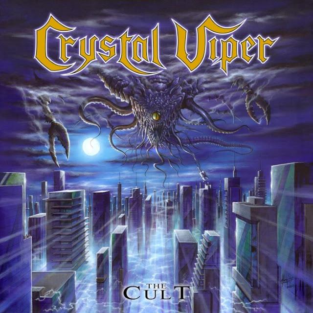 Crystal Viper  -The Cult