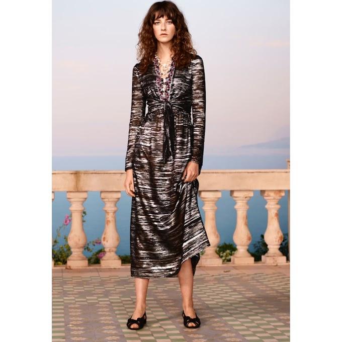 Vestidos de seda de Chanel