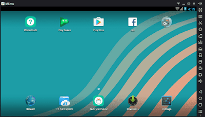 برنامج تشغيل تطبيقات الاندرويد على الكمبيوتر MEmu App Player
