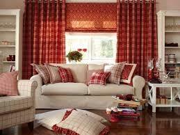 Decoración sala cortinas
