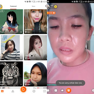 Download Mango Live TV Mod Apk (Free Special Room)