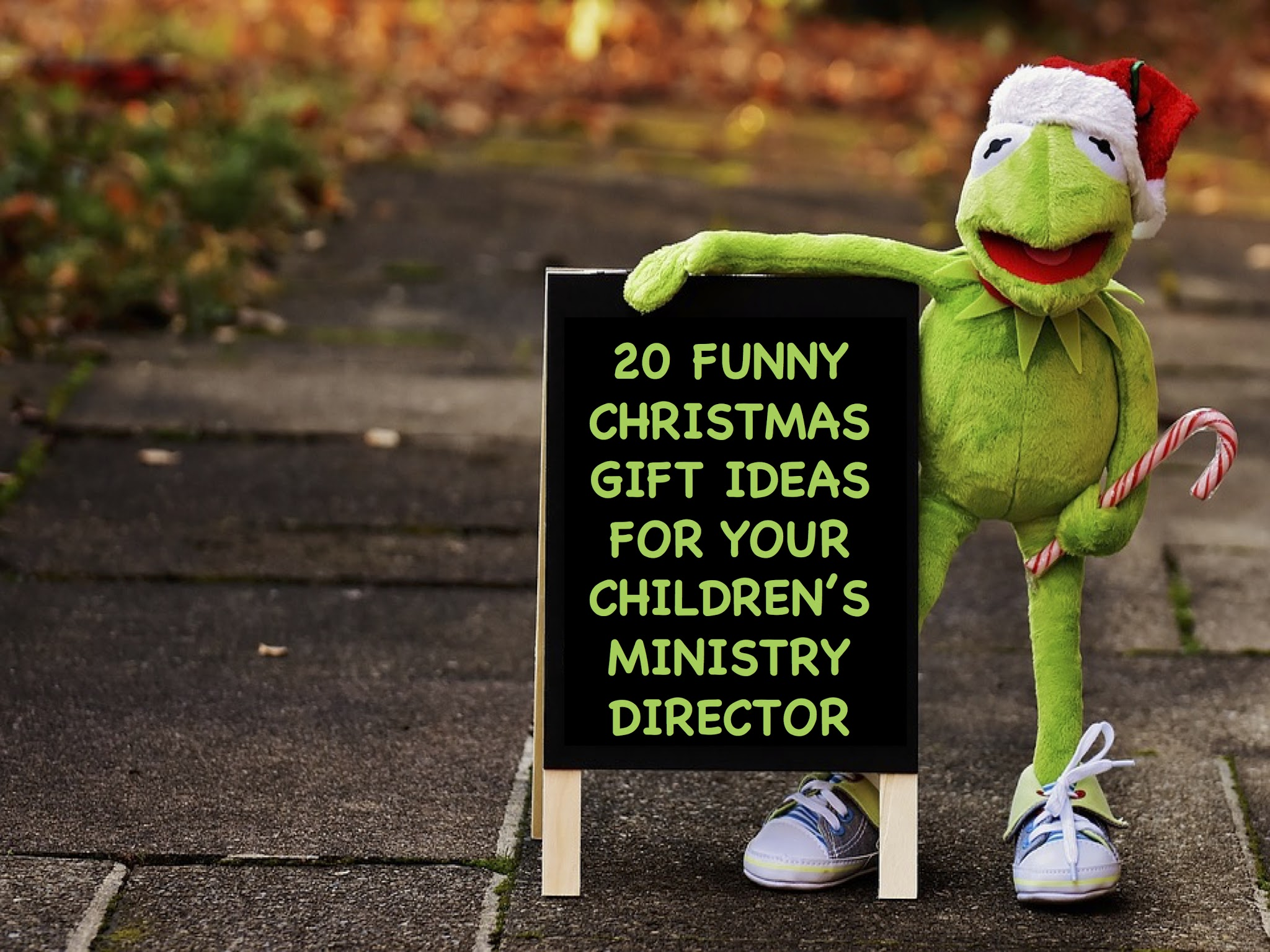 20 Funny Christmas Gift Ideas for Your Children's Ministry ...