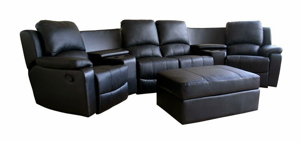 The best reclining sofas ratings reviews curved leather for Curved leather sectional sofa uk