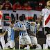 Gremio sorprendió a River y le ganó 1-0 la primera semifinal de la Copa Libertadores