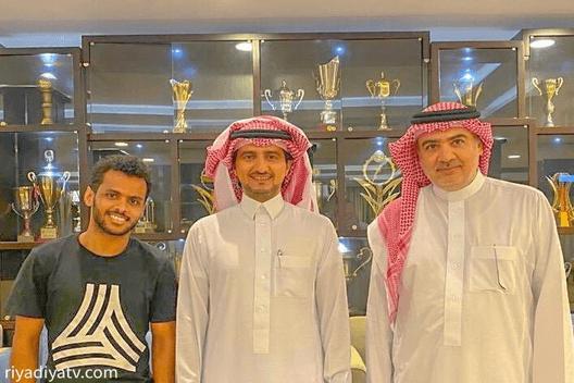 عبدالفتاح عسيري لاعب النصر
