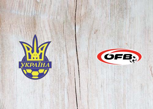 Ukraine vs Austri