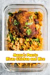 #Mama's #Puerto #Rican #Chicken #and #Rice