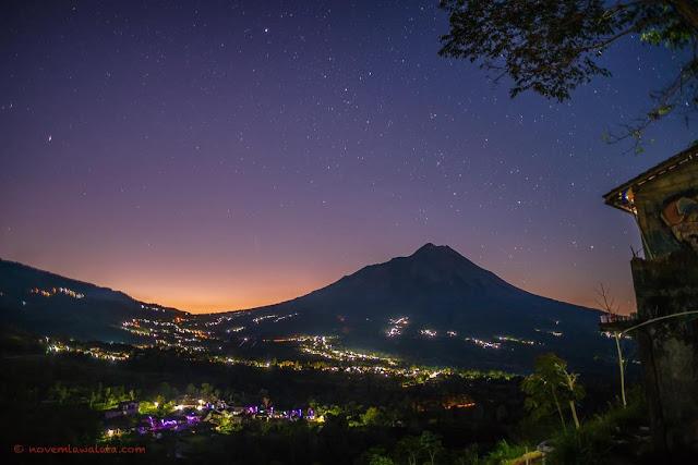 Wisata Ketep pass Magelang, Jawa Tengah