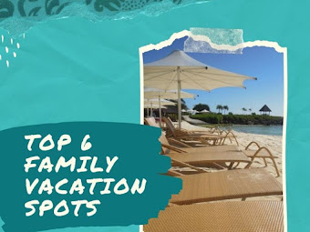 Top 6 Family Vacation Spots In The Philippines