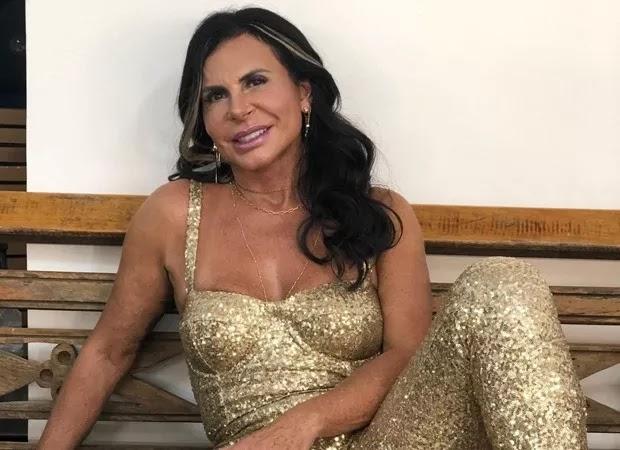 """Gretchen é """"cancelada"""" após afirmar que """"gay quer ser uma mulher"""""""