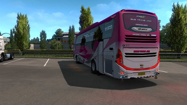 Download Mod ets2 indonesia v1.39 bus