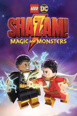 Lego DC: Shazam!: Magic and Monsters [2020] [DVD R1] [Latino]