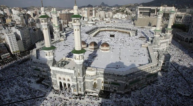 Makkah — a regularly growing city from a design point of view
