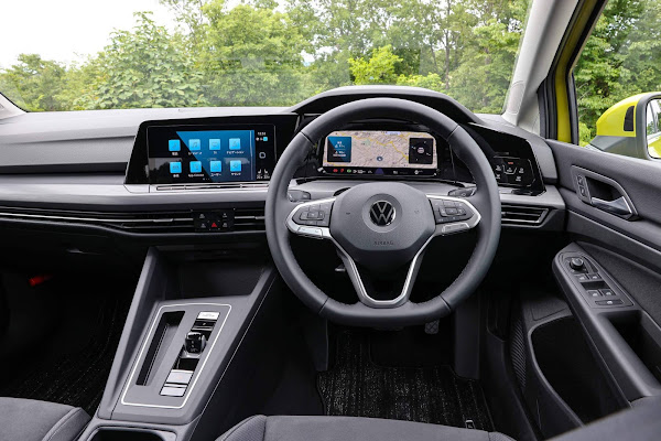 Volkswagen Golf 2022 Japão - fotos e preços