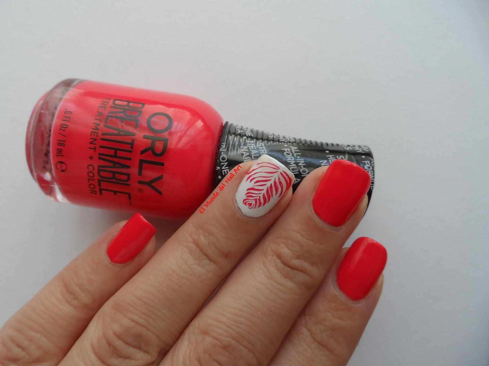 El Mundo del Nail Art: Manicura Breathable!