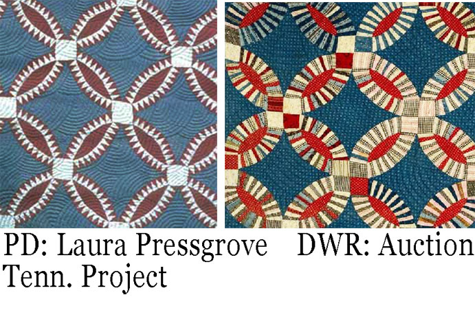 Barbara Brackman S Material Culture Dwr 3 Source Of The