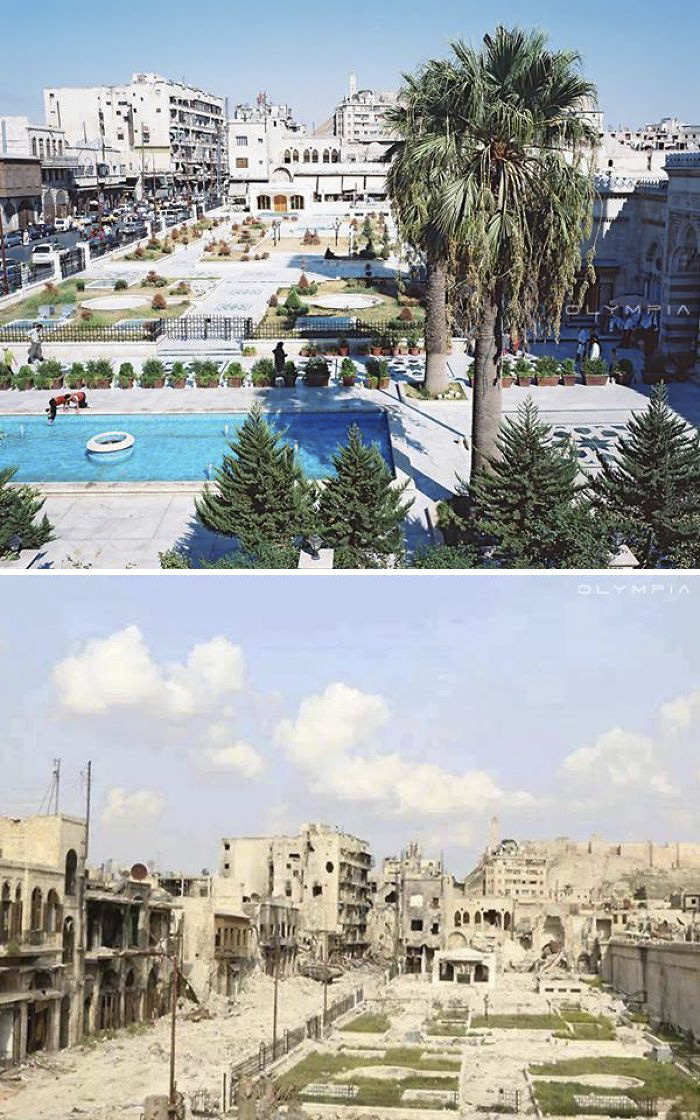 What Syria used to look like