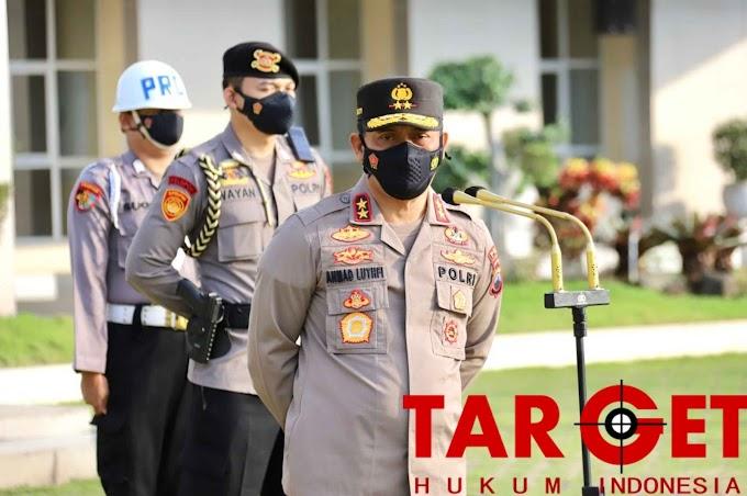 Kapolda Jateng Gelar Rapat Penanganan dan Publikasi Covid 19 Kepada Masyarakat
