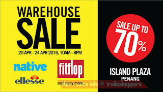 Bratpack Warehouse Sale penang