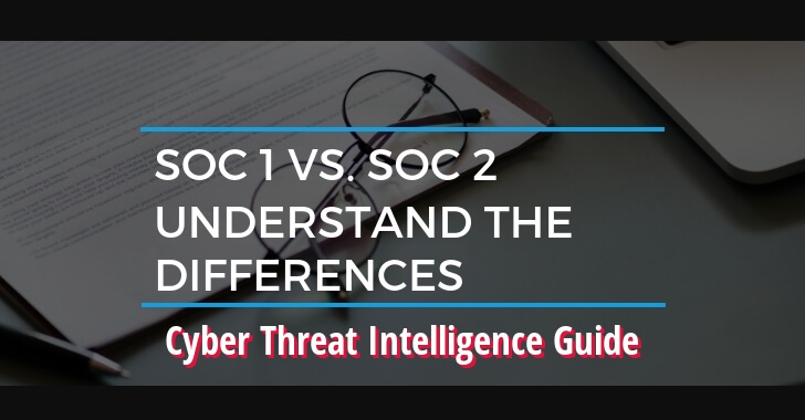 SOC1 vs SOC2 – Cyber Threat Intelligence Guide