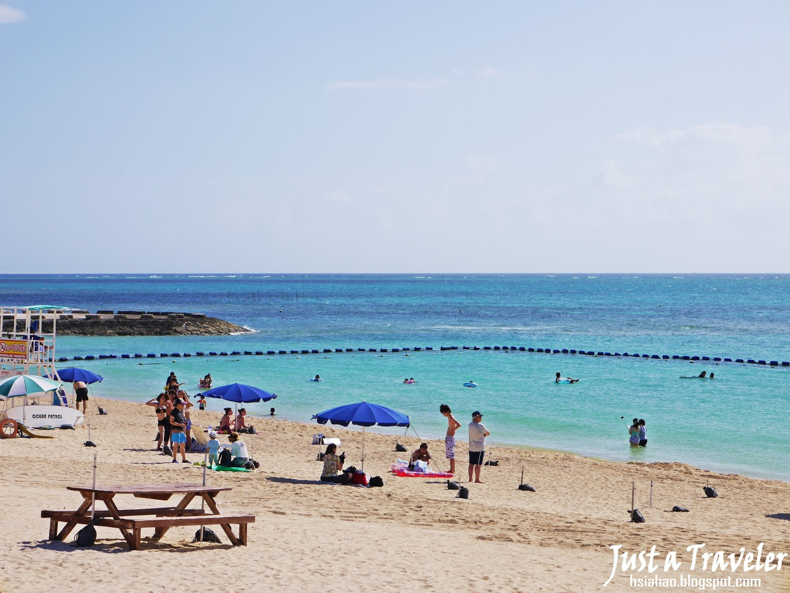 沖繩-海灘-推薦-殘波海灘-Zanpa-Beach-残波ビーチ-Okinawa-beach-recommendation
