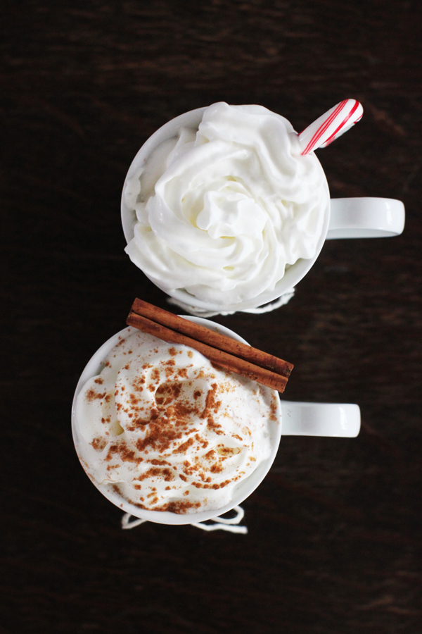Creative hot cocoa recipes for a create-your-own hot cocoa bar