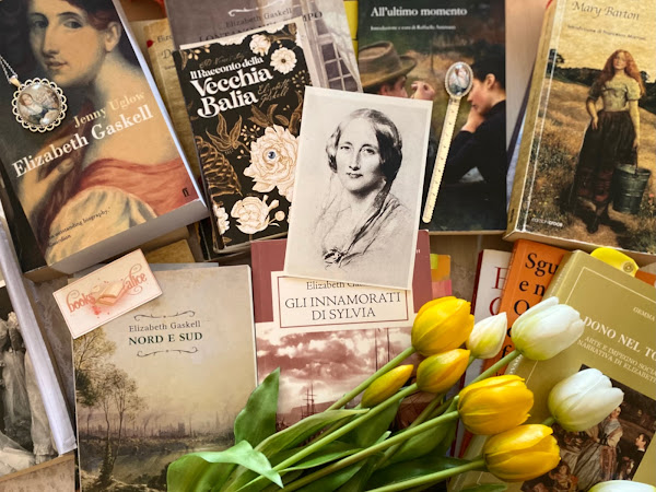 [LOST IN VICTORIAN AGE] BUON COMPLEANNO ELIZABETH GASKELL +211