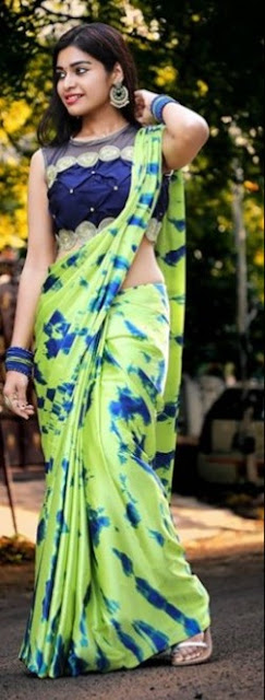 Darsha Gupta Saree Photos