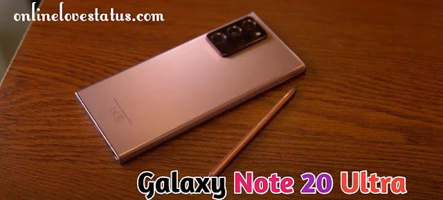 Samsung Galaxy Note 20 ultra first impressions & Price in BD