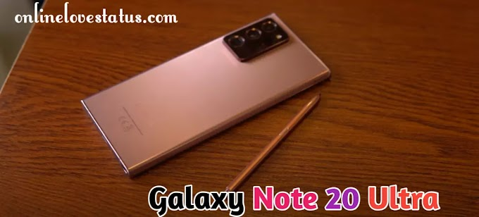Samsung Galaxy Note 20 ultra first impressions