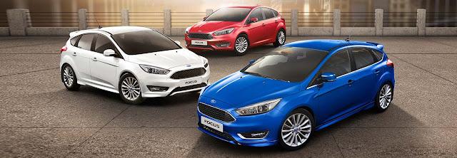 Giá xe ô tô 2017 Ford Focus