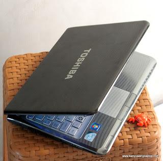 Jual Laptop Toshiba Portege T210 - Banyuwangi