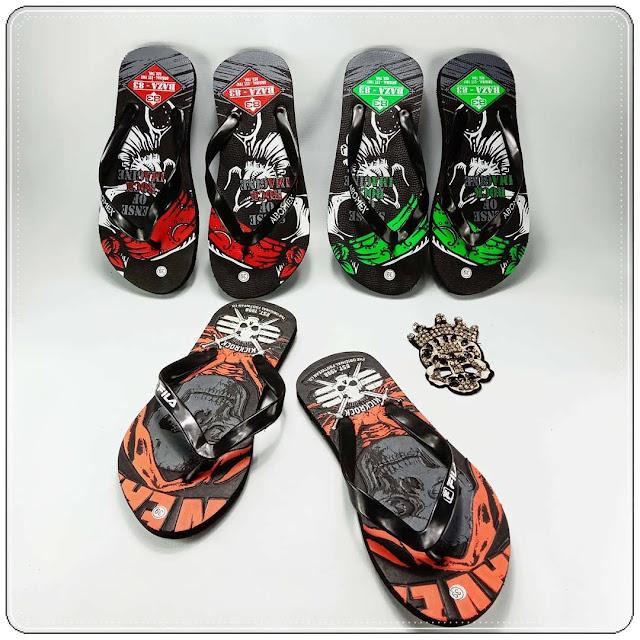 Sandal AMX CMR Simplek Pria    Sandal Dewasa Murah