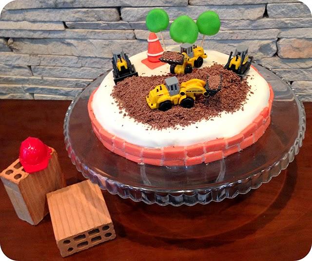 Bolo de Festa : Engenharia Civil / Engenheiro - Aniversário - Empresa - Formatura