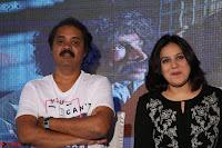 Cute Poja Gandhi in black dress at Dandupalyam 2 Movie press meet  ~  Exclusive 30.JPG