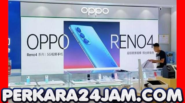 Fendor Oppo Siap Luncurkan Reno4 Ke Pasar Indonesia